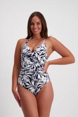Moontide Bora Bora Wrap Tri Swimsuit
