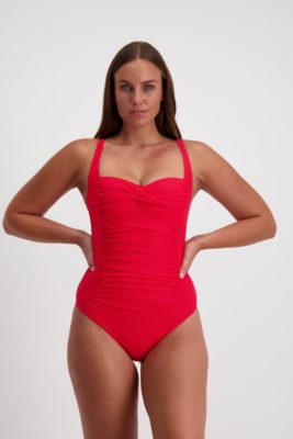 Moontide Bora Bora Fuller Cup Twist Swimsuit
