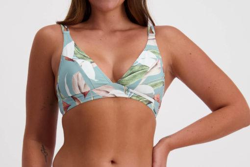 Moontide Botanica Twin Straps Bikini Top